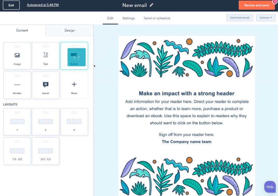 HubSpot growth marketing tools